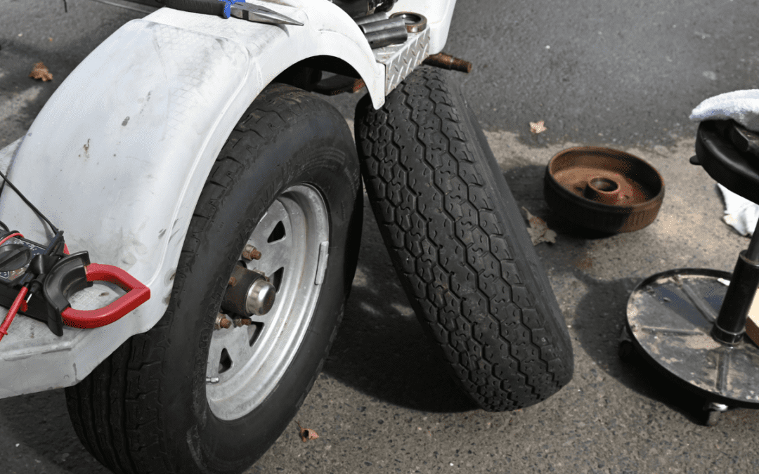 HOW DO YOU KNOW WHEN YOUR TRAILER NEEDS NEW BRAKES?